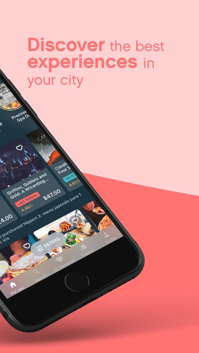 Fever - Best things to do in your city screenshot