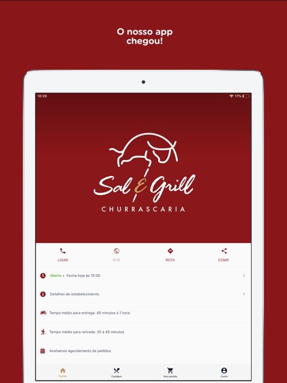Sal e Grill screenshot 7