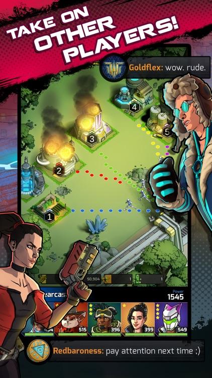 Puzzle Force: Match 3 RPG screenshot-3