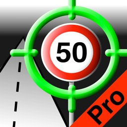 Speedo Pro - Speed limit cam