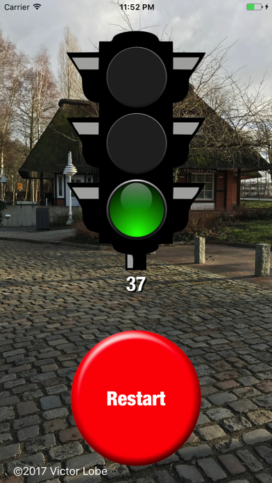 Tap the Traffic Light screenshot one