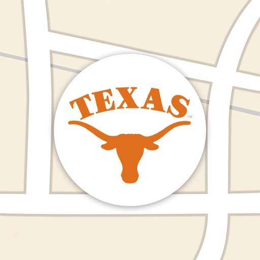 UT Austin Campus Maps