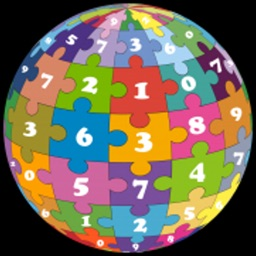Numbers Planet:Games n Puzzles