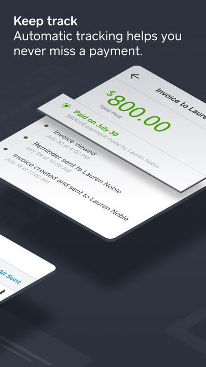 Square Invoices: Invoicing App screenshot-3