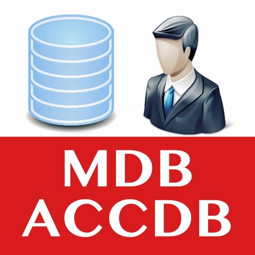 MS Accessのビューア - Database