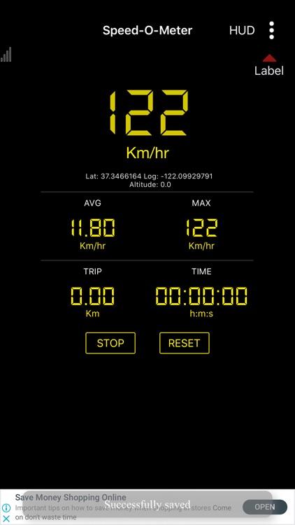 SpeedoMeter GPS - Odometer screenshot-6
