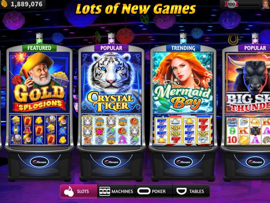 World Class Casino Slots, Blackjack & Poker Room screenshot