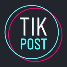 Tik Post: Hashtags & Followers