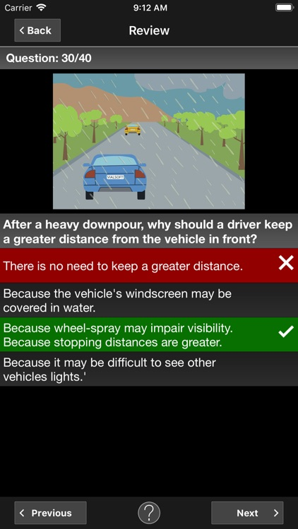 Driver Theory Test Ireland PRO screenshot-3