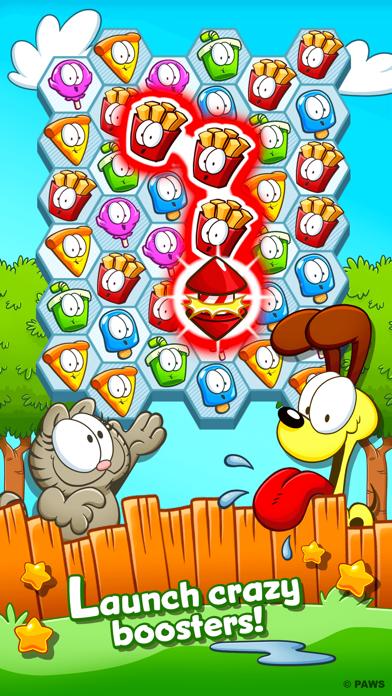 Garfield Snack Time screenshot three