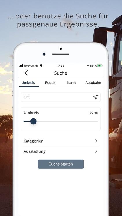 FERNFAHRER Truck Stops screenshot-3
