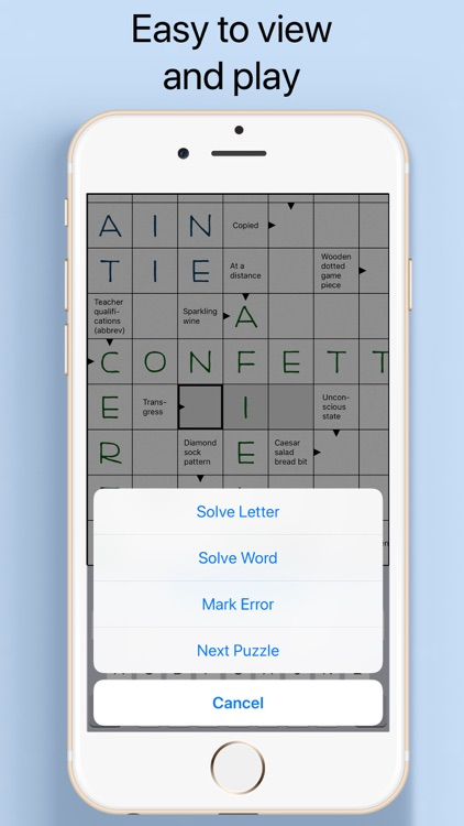 Crossword Puzzle . screenshot-4