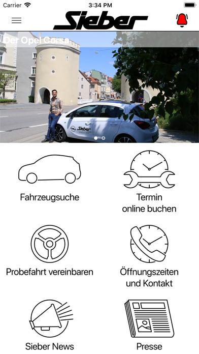 Sieber Automobile screenshot 1