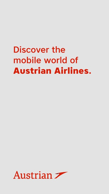 Austrian Airlines screenshot-0