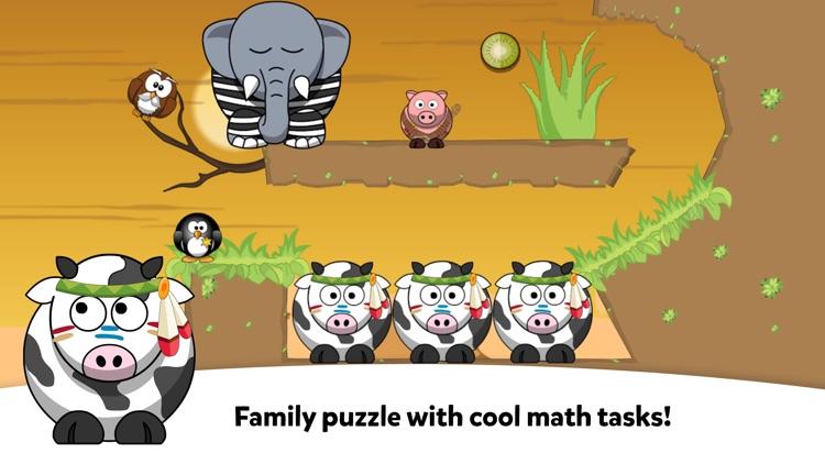Learning Math Fun Family Games