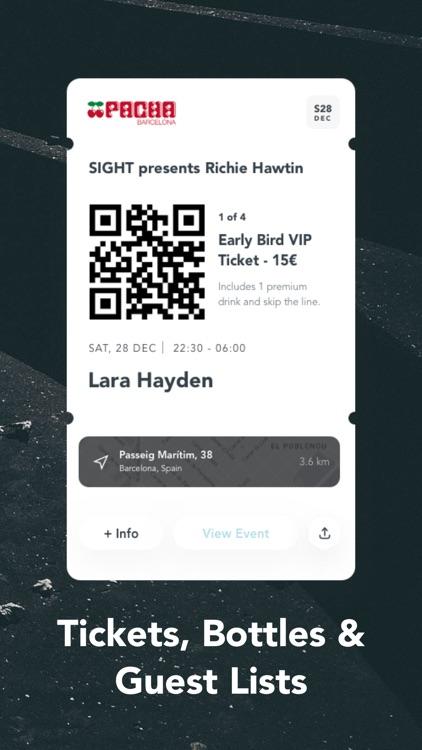 Xceed - Clubs, DJs & Tickets screenshot-5