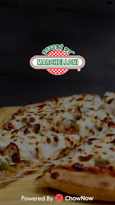 Screenshot for Pizzas By Marchelloni-Peru in United States App Store