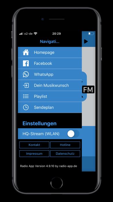 krix FM Screenshot
