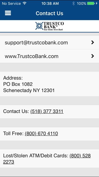 Trustco Bank Mobile Banking screenshot-3