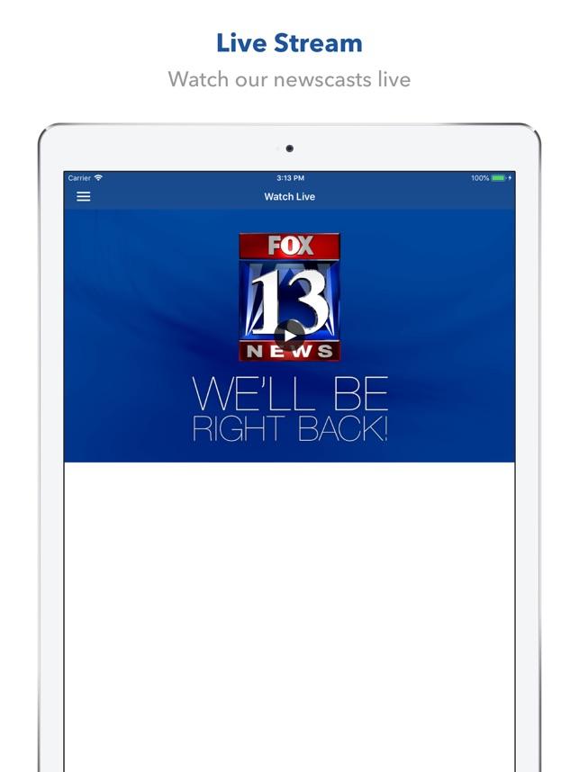 Fox 13 News on the App Store