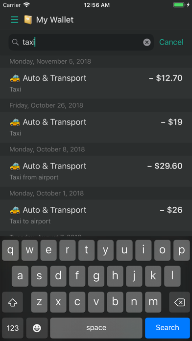 messages.download CashSync: Expense tracking software