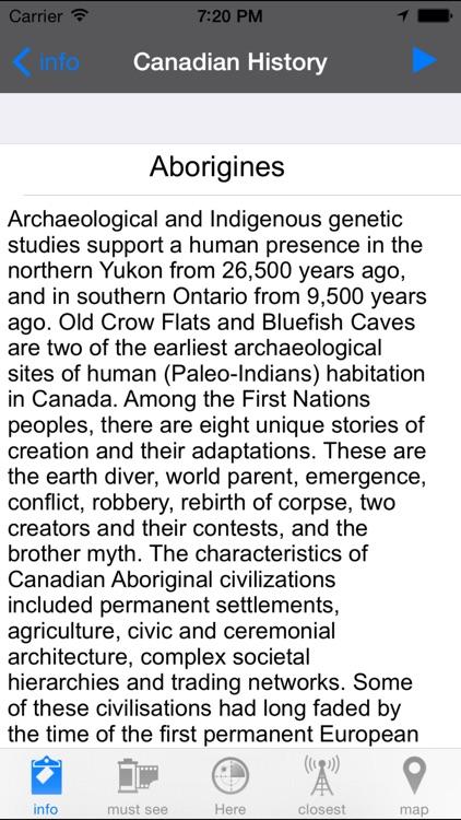 Canada - Travel Guide screenshot-4