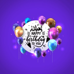Animated Stickers Birthday