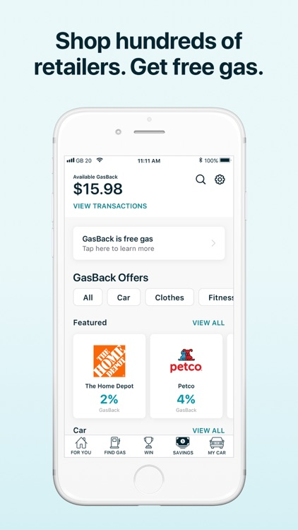 GasBuddy: Find Cheap Gas screenshot-3
