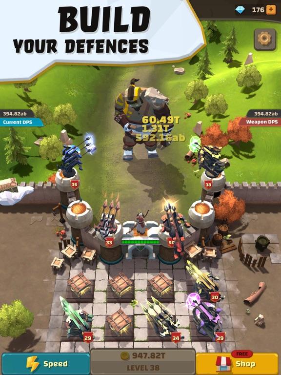 Idle Arrows - Merge Game screenshot 5