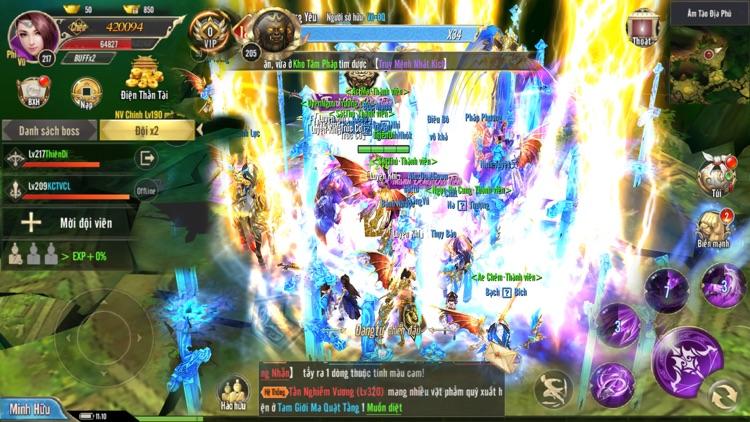 Phong Ma Chiến VTC screenshot-3