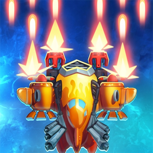 HAWK: Bullet Hell Jet Shooter iOS Hack Android Mod