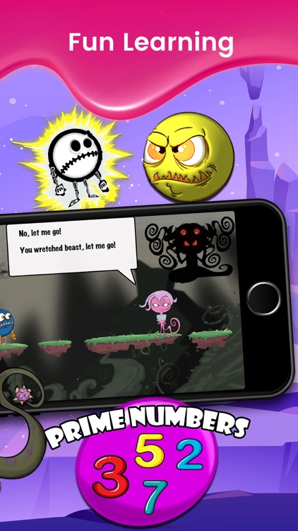 Monster Math : Kids Fun Games screenshot-5