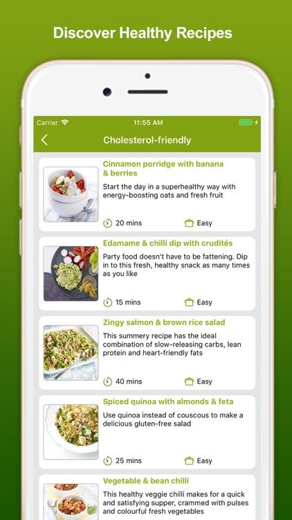 Clean Eating Vegan Recipes screenshot-6