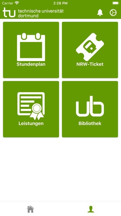 TU Dortmund screenshot-4