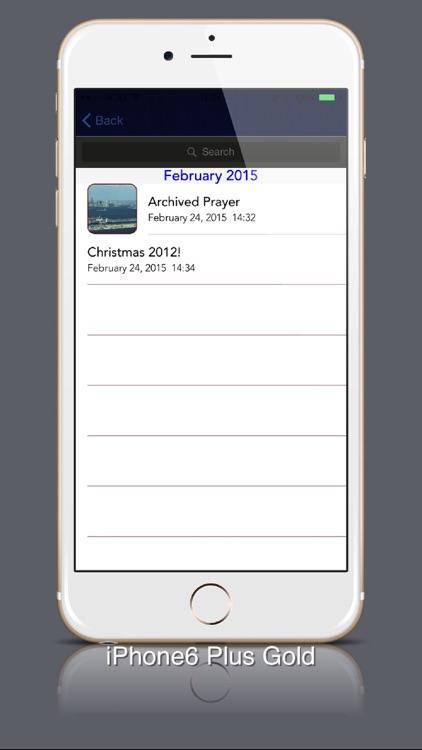 My Prayer Journal screenshot-4