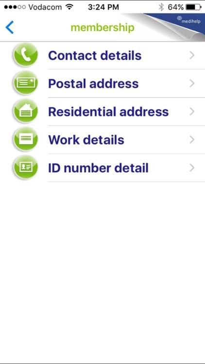 Medihelp Mobile - Members