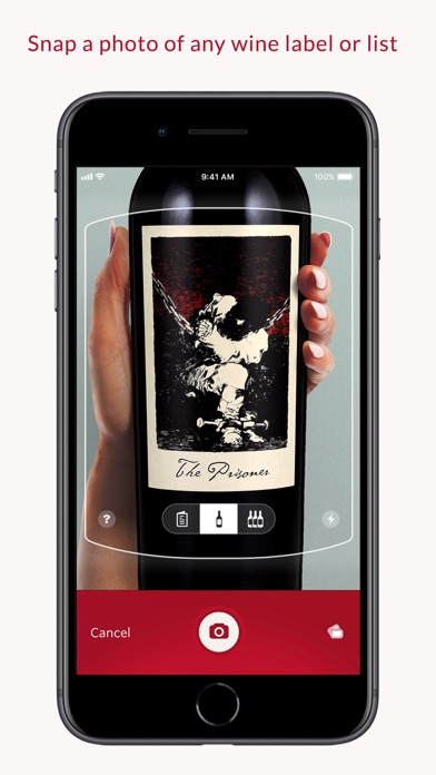 Vivino Wine Scanner ScreenShot1