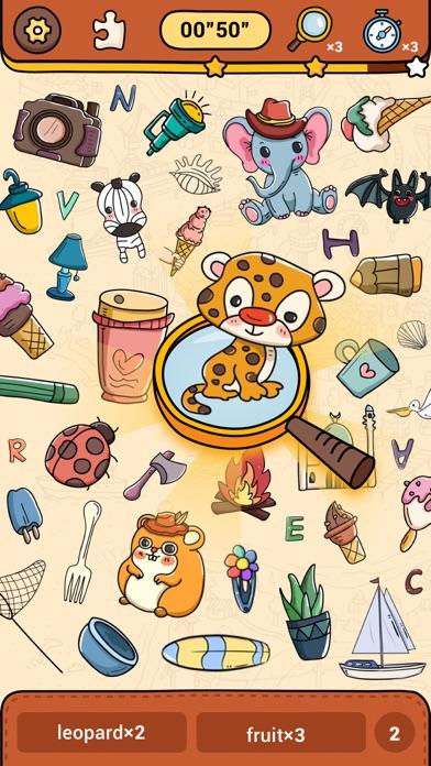 Find Out - Hidden Objects screenshot 5