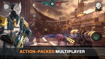 Screenshot from Modern Combat Versus