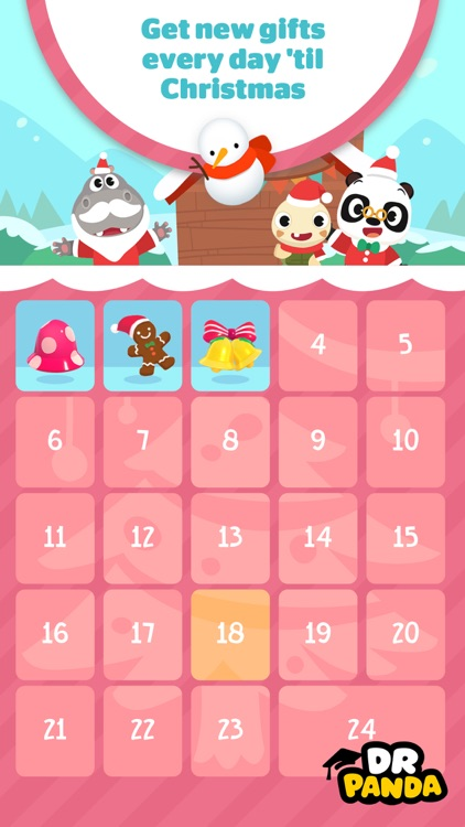 Dr. Panda AR Christmas Tree screenshot-3