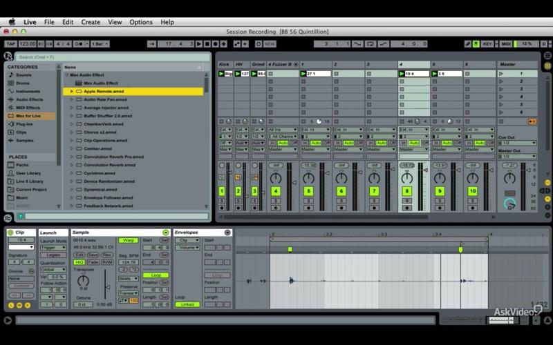 Recording Effects in Live 9 скриншот программы 4
