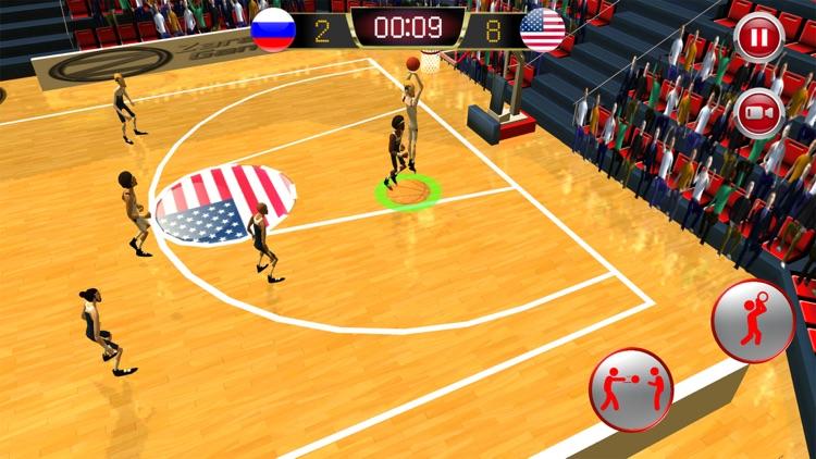 World Basketball screenshot-4