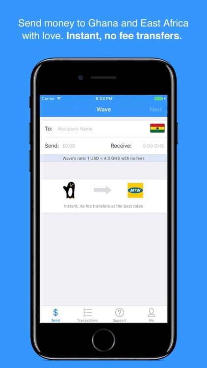 Sendwave–Send Money to Africa