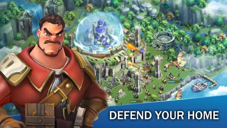 Lords of Empire:Kingdom War