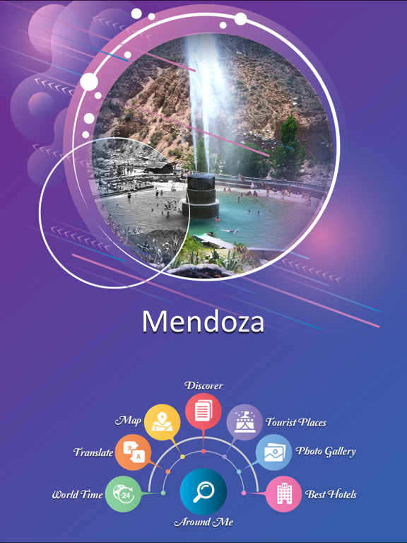 Mendoza Tourist Guide screenshot 7
