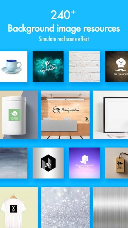 Logo Maker & Logo Creator screenshot-4