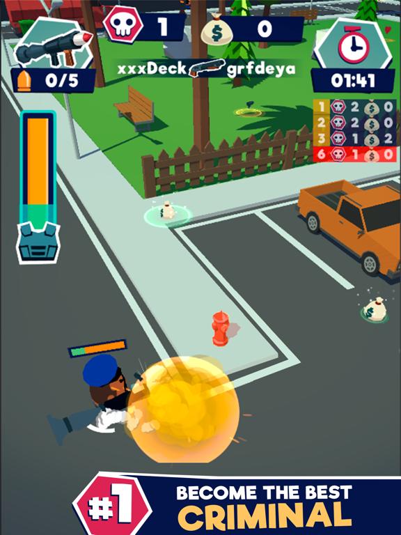 Crime.io - Battle Royale screenshot 7