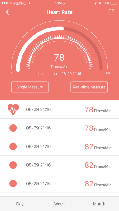 Negative Reviews: Wearfit - by zepeng chen - Health