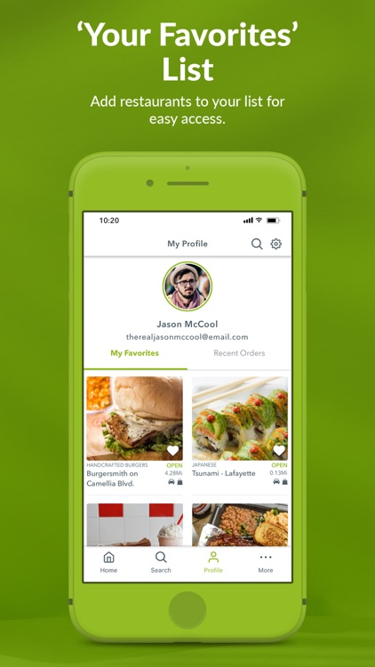 Waitr—Food Delivery & Carryout screenshot-7
