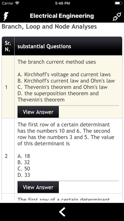 One Electrical Engineering screenshot-4